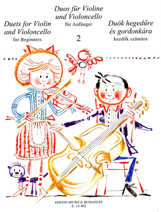 Duets for violin and violoncello 2