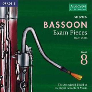 Selected 8 Bassoon Examination Pieces 8 2006