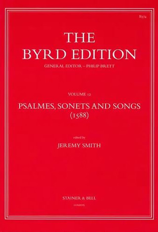 William Byrd: Psalmes, Sonets and Songs