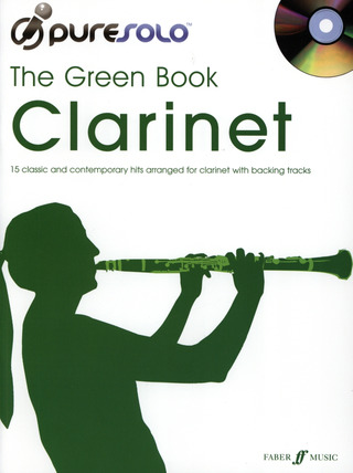 Pure Solo Clarinet – The Green Book