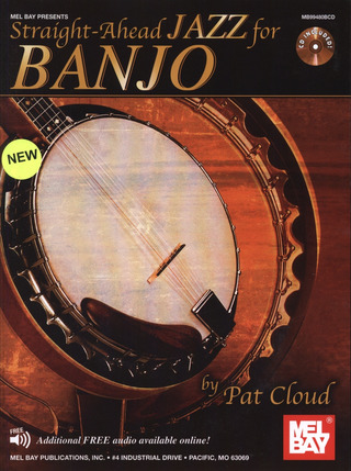 Cloud Patrick: Straight Ahead Jazz For Banjo