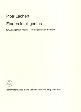 Piotr Lachert: Études intelligentes