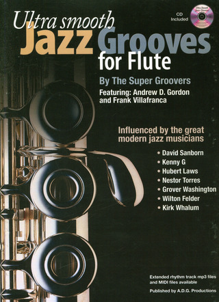 Ultra Smooth Jazz Grooves For Flute