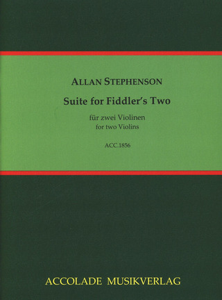 Allan Stephenson: Suite for Fiddler's Two