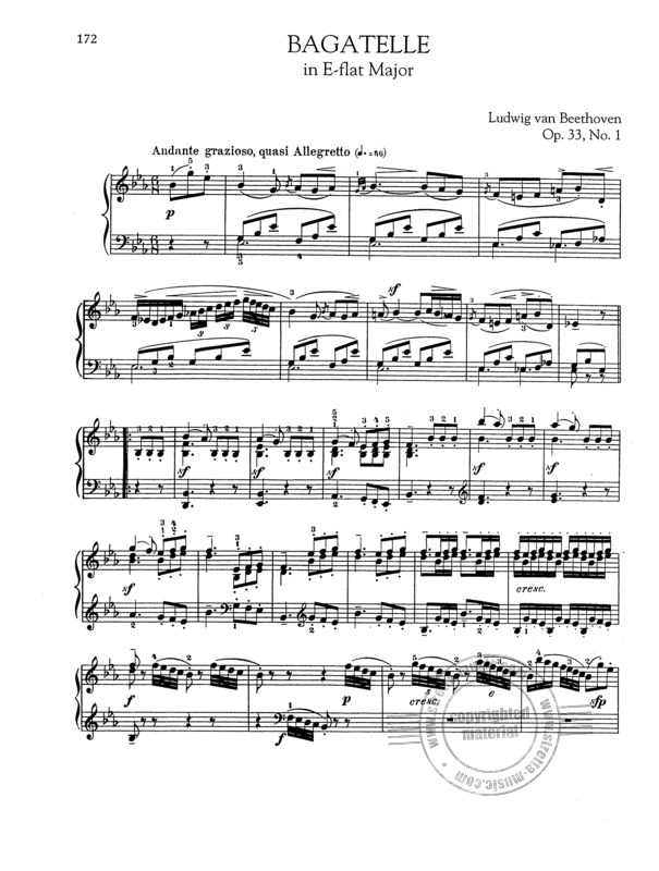 Ludwig van Beethoven: Ludwig Van Beethoven: Favourite Piano Works (6)