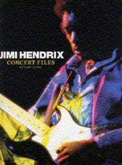 Charles Brown: Jimi Hendrix Concert Files