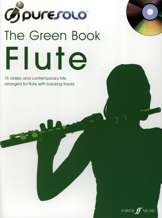 Pure Solo Flute – The Green Book