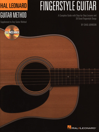 Chad Johnson: Hal Leonard Guitar Method : Fingerstyle Guitar