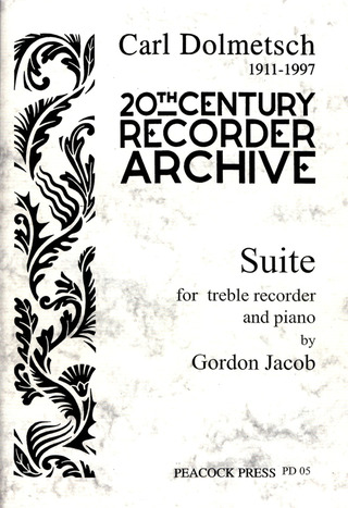 Gordon Jacob: Suite
