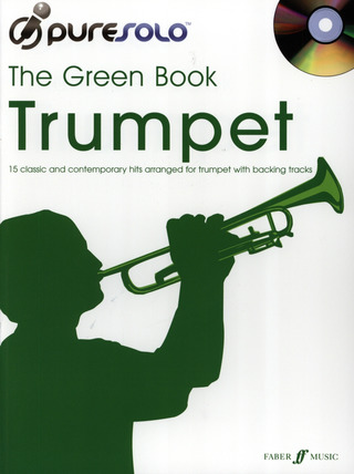 Pure Solo Trumpet - The Green Book