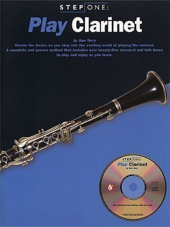 Terry Sue: Step One Play Clarinet (Terry) Bk/Cd
