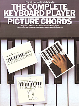 Kenneth Baker: Complete Keyboard Player Picture Chords