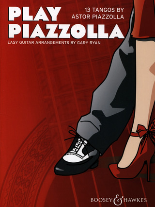 Astor Piazzolla: Play Piazzolla