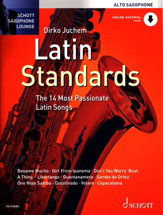 Dirko Juchem: Latin Standards