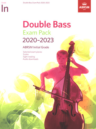 Double Bass Exam Pack 2020-2023