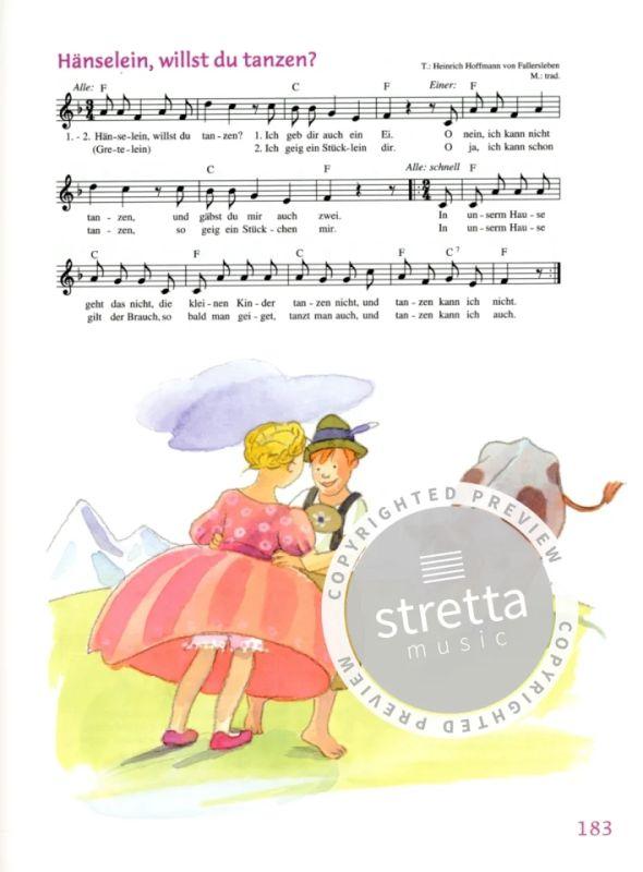 Der Liederbär Im Stretta Noten Shop Kaufen