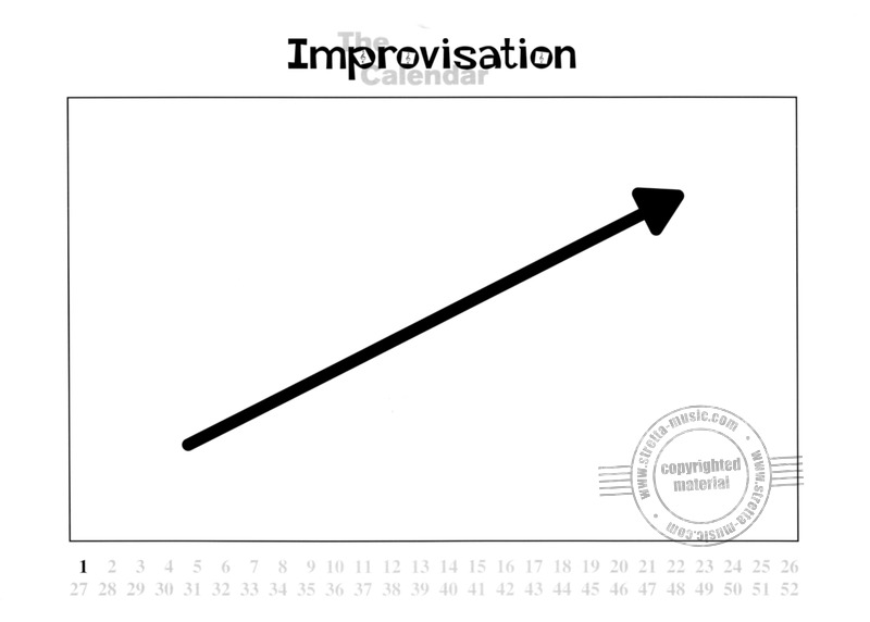 Wil Offermanns: Improvisation-Calendar (2)