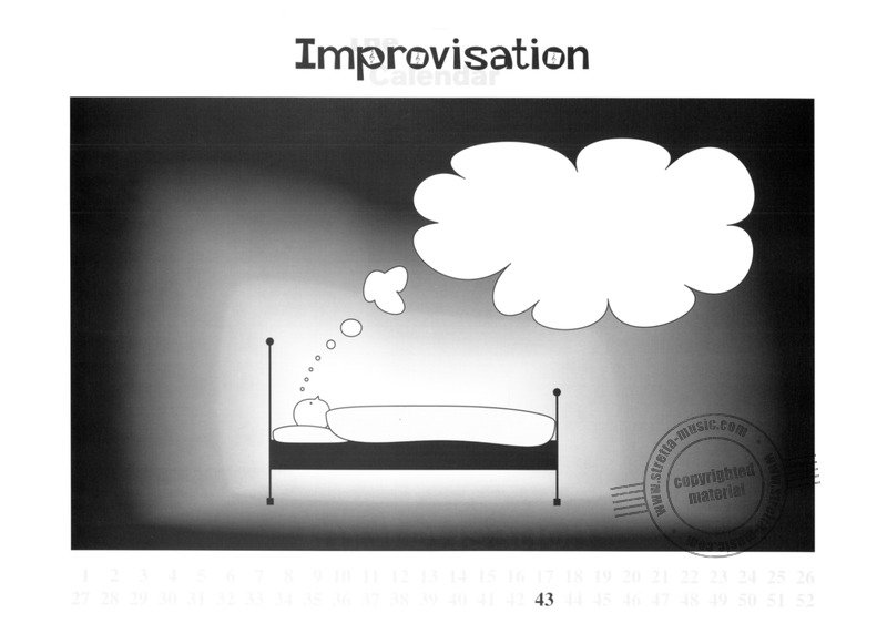 Wil Offermanns: Improvisation-Calendar (5)