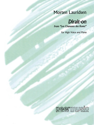 Morten Lauridsen: Dirait-on