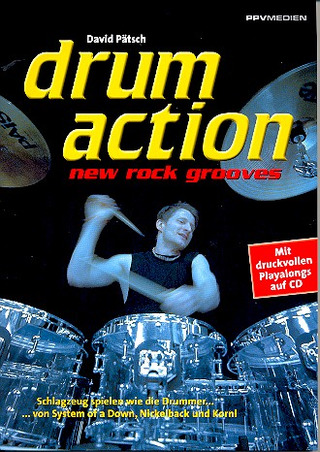 David Pätsch: Drum Action