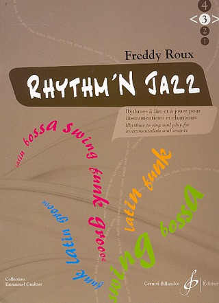 Freddy Roux: Rhythm 'n Jazz 3