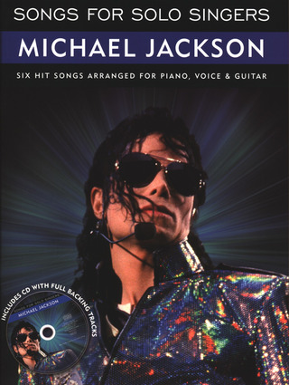 Michael Jackson: Songs For Solo Singers: Michael Jackson