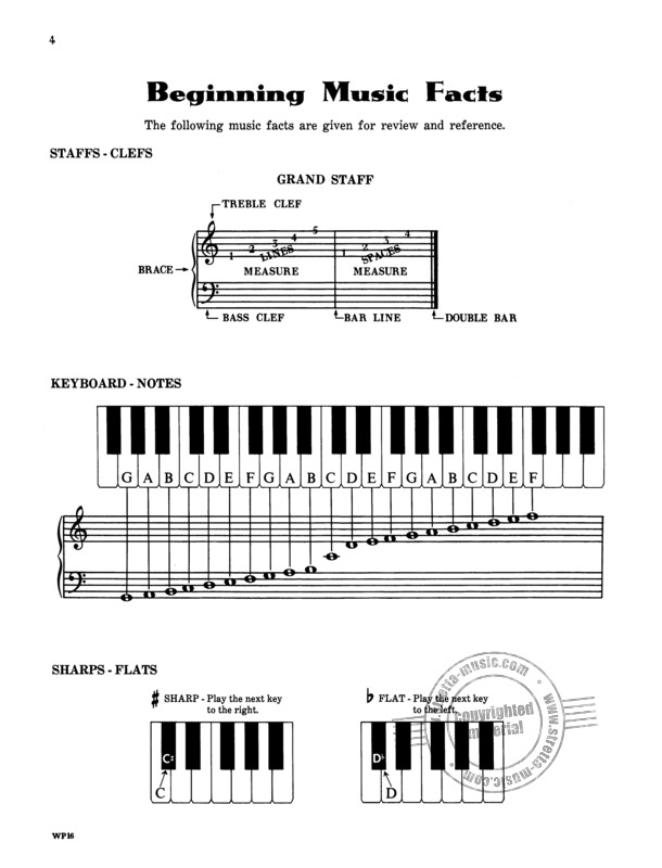 James Bastien: Bastien Piano Library Sight Reading Level 1 (1)