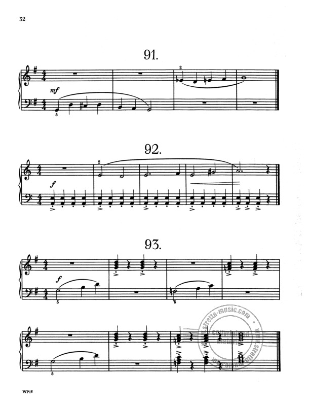 James Bastien: Bastien Piano Library Sight Reading Level 1 (2)