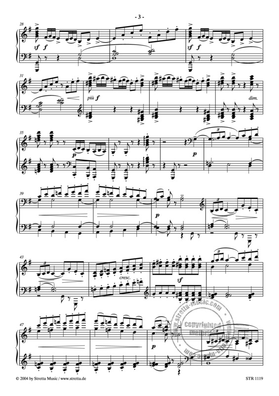 Claude Debussy: 2. Arabesque (2)