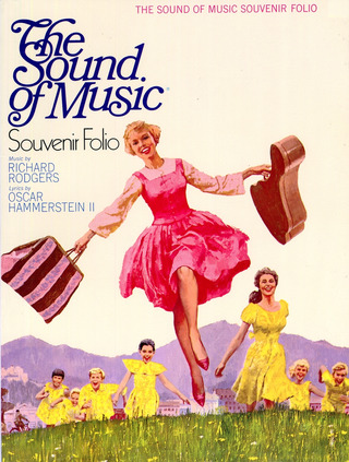 Richard Rodgers: Sound Of Music, The Souvenir Folio Pvg