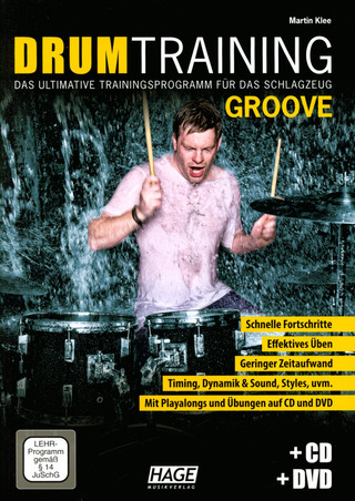 Martin Klee: Drum Training Groove