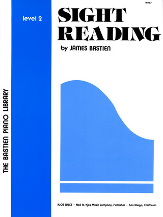 James Bastien: Bastien Piano Library Sight Reading Level 2