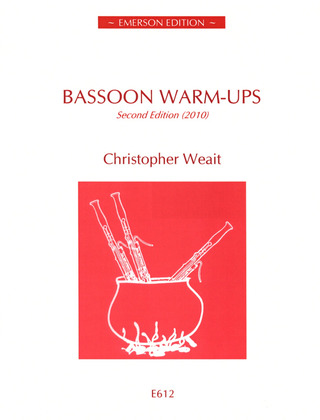 Christopher Weait: Bassoon Warm-Ups