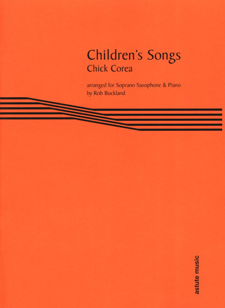 Chick Corea: Children's Songs
