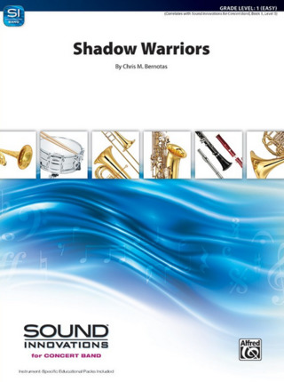 Chris M. Bernotas: Shadow Warriors