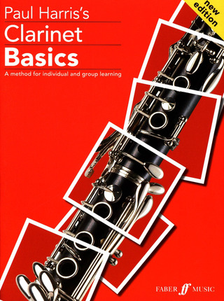 Paul Harris: Clarinet Basics Pupils Book (Harris)