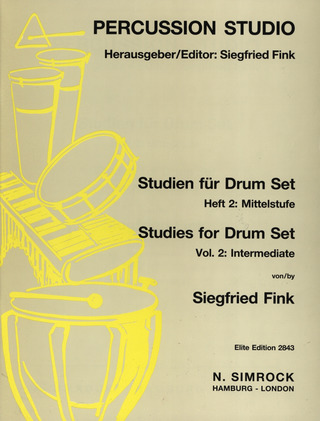 Siegfried Fink: Studien für Drum Set 2