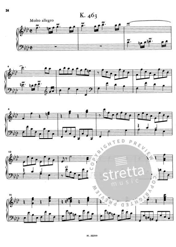 H Oeuvres Complètes Pour Clavier Volume 10 Sonates K458 À K506 Scarlatti Lp40