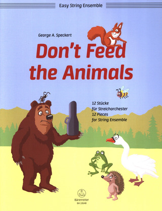 George Speckert: Don't Feed the Animals
