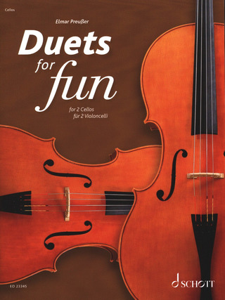 Duets for fun: Cellos