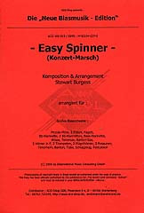 Burgess Stewart: Easy spinner