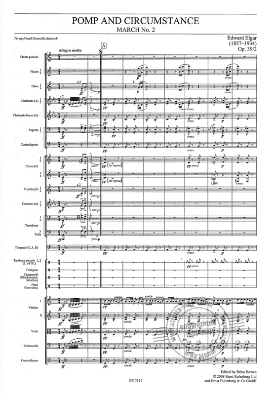 Edward Elgar: Pomp and Circumstance (2)