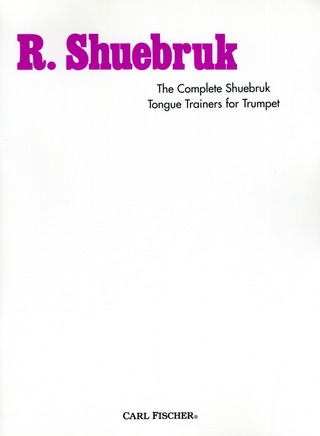 Richard Shuebruk: Complete Shuebruk Tongue Trainers For Trumpet