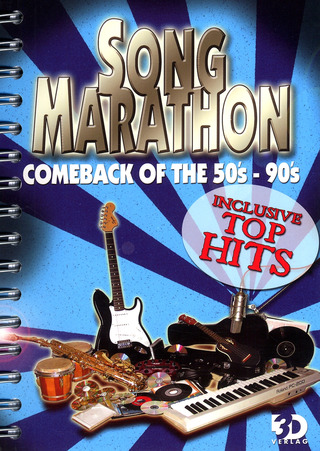 Song Marathon – Comeback of the 50's - 90's