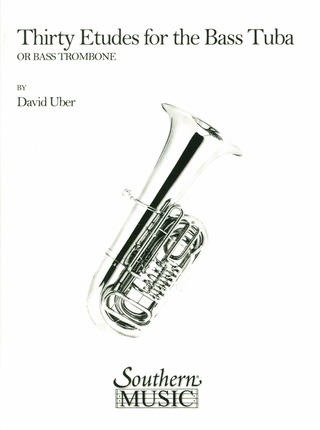 David Uber: Thirty Etudes