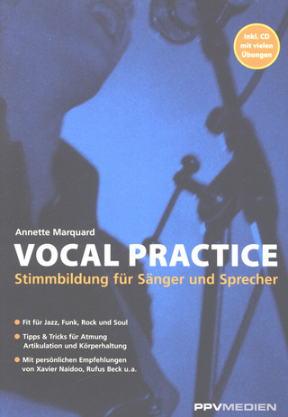 Marquard Annette: Vocal Practice