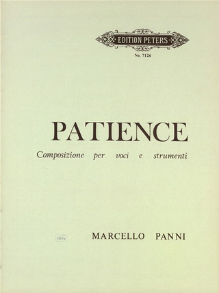 Panni Marcello: Patience