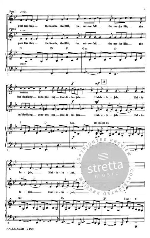 Liedtext Von Halleluja