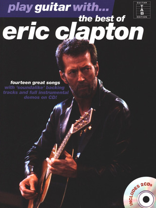Eric Clapton: Play Guitar With... The Best Of Eric Clapton