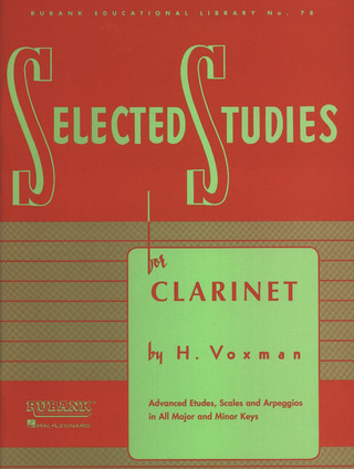 Himie Voxman: Selected Studies
